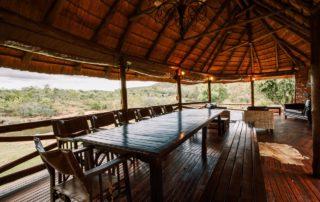 Mangweni Private Game Reserve - Hunters Lodge 1