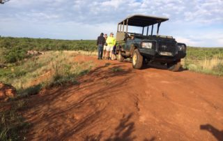 Mangweni Private Game Reserve game drive