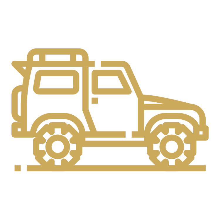 Mangweni Safari Lodge Jeep